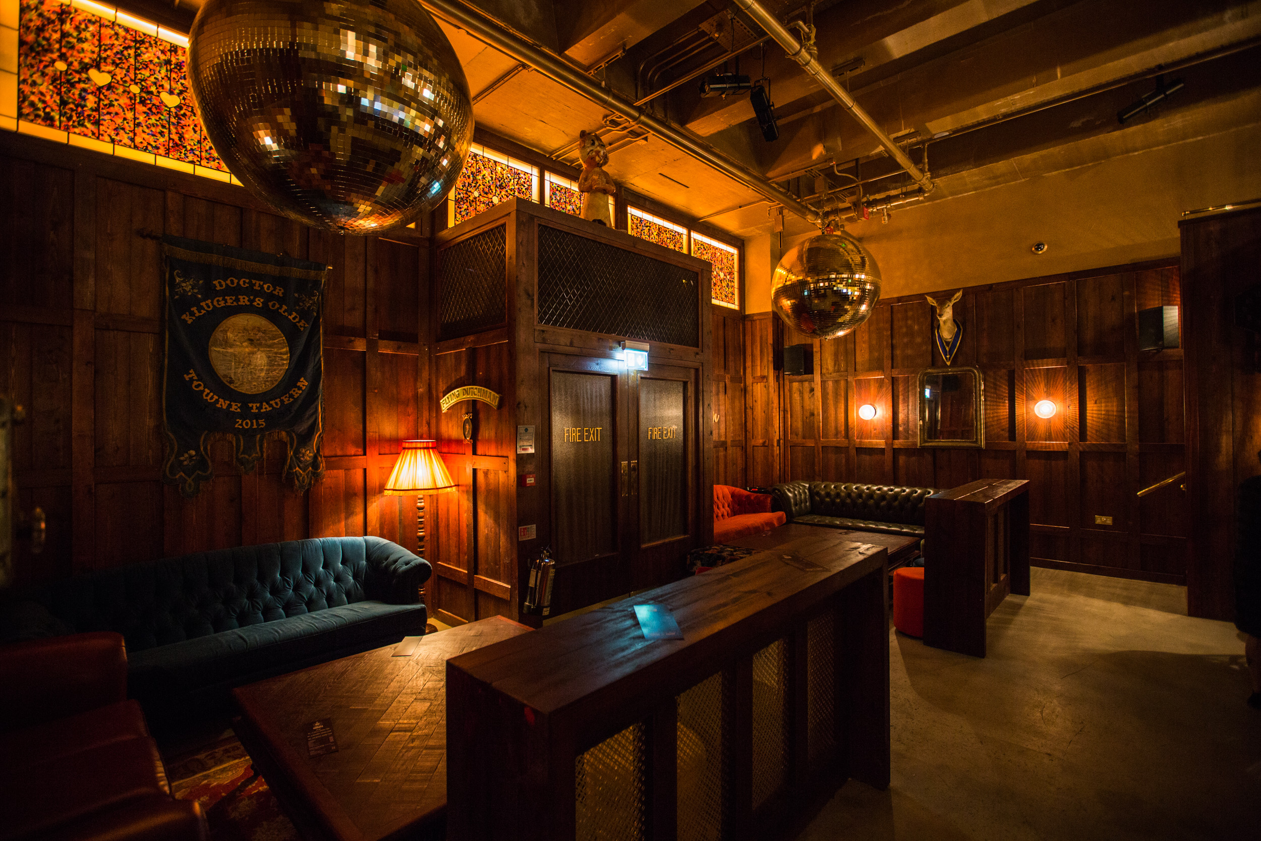 Doctor Kluger S Olde Towne Tavern